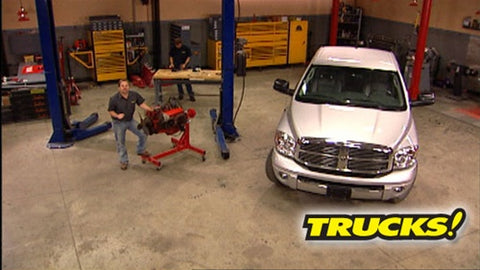 "Trucks! DVD (2007) Episode 20 - ""Work Truck Workout"""