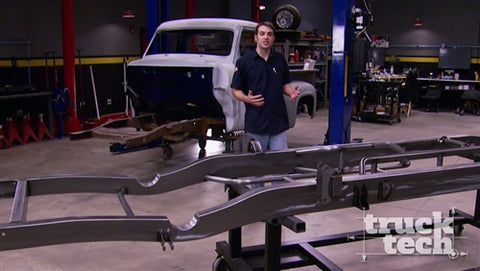 Truck Tech DVD (2014) Episode 23 - F100 Basket Case: Hot Rod Classic