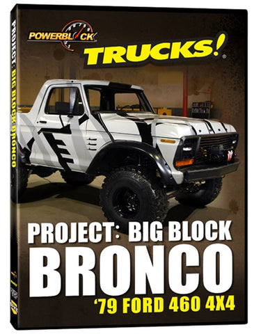 Trucks! Project: Big Block Bronco (DVD)