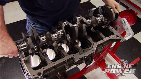 Engine Power DVD (2015) Episode 14 - Project 242: AMC Jeep Six