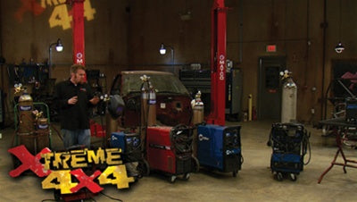 "Xtreme 4x4 DVD (2008) Episode 20 - ""Fabrication Beginner to Advanced"""