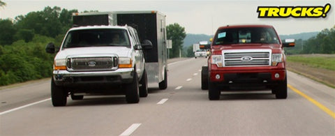 "Trucks! DVD (2010) Episode 10 - ""Towing Test & Rolling Thunder Part 6"""