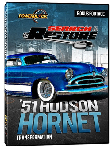 Search & Restore - Project '51 Hudson Hornet