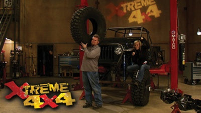 "Xtreme 4x4 DVD (2008) Episode 09 - ""Dual Purpose TJ, Pt. 3"""