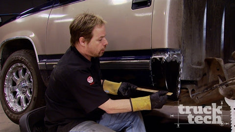 Truck Tech DVD (2014) Episode 7 - Sheet Metal Mods