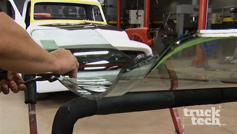 Truck Tech DVD (2016) Episode 20 - Project Basket Case: Custom Cut Glass & Final Assembly
