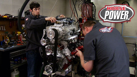 "HorsePower DVD (2012) Episode 05  - ""Newstalgia"" Blown Hemi"