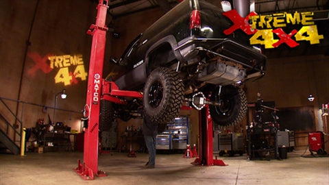 "Xtreme 4x4 DVD (2011) Episode 10 - ""Full-Size Blazer Part IV / Low Dollar Wheeler Part IV"""