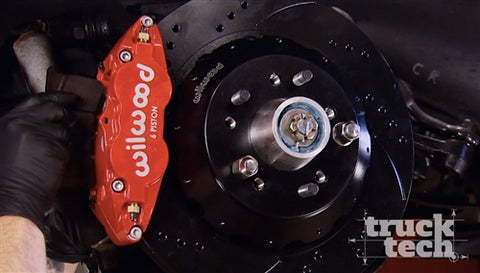 Truck Tech DVD (2015) Episode 19 - NighTrain: Suspension