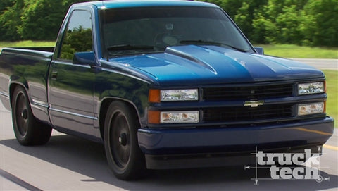 Truck Tech DVD (2014) Episode 17 - Senior Silverado: Out on the Streets