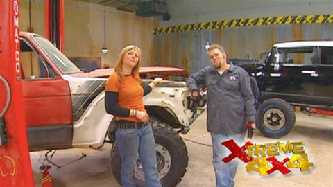 "Xtreme 4x4 DVD (2007) Episode 05 - ""FJ Cruiser II Payoff / Saggin Wagon IV - Tucson, AZ trails"""