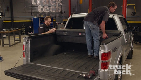 Truck Tech DVD (2017) Episode 2 - Workahauler F-150