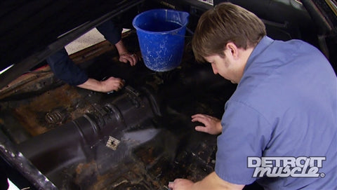 Detroit Muscle DVD (2014) Episode 10 - Interior Creature Comforts