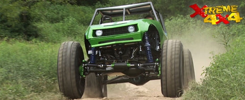 "Xtreme 4x4 DVD (2011) Episode 18 - ""Shock Tuning 101"""