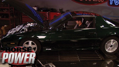 "HorsePower DVD (2008) Episode 15 - ""Lean Green Street Machine - Phase two"""