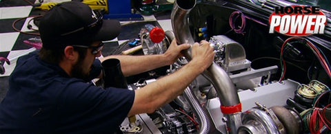 "HorsePower DVD (2010) Episode 13 - ""''55 Chevy Turbo Big Block"""