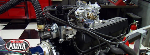 "HorsePower DVD (2011) Episode 18  - ""Engine Run Stand Tuning"""