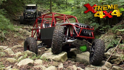 Xtreme 4x4 DVD (2013) Episode 17 - Two-Car Garage Crawler Part 8: Payoff