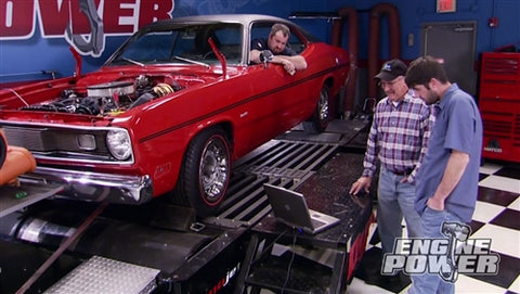 Engine Power DVD (2015) Episode 3 - Slant Six Duster