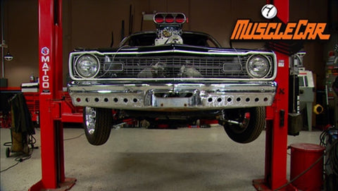 "MuscleCar DVD (2012) Episode 12 - ""Dodge Sheet Metal"""