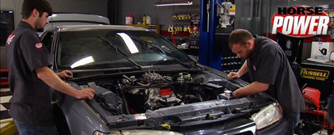 "HorsePower DVD (2011) Episode 09  - ""Deep Sleep - Final Touches"""