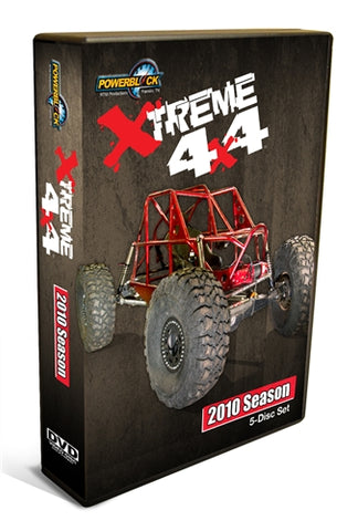 Xtreme 4x4 (2010) Complete Season 5-Disc Set