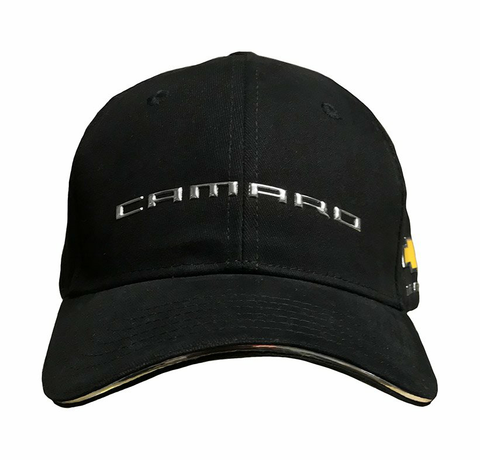 Chevrolet New Camaro Logo Hat (CAP-118)