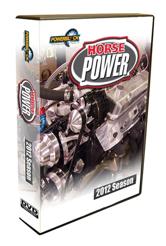 HorsePower DVD (2012) Complete Season 4-Disc Set