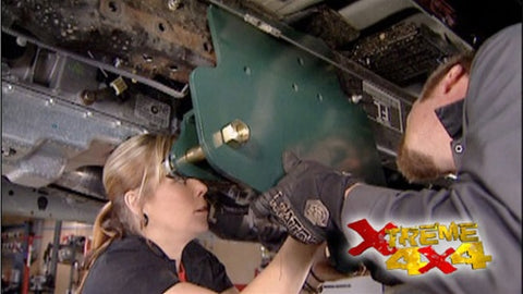 "Xtreme 4x4 DVD (2007) Episode 03 - ""Kelderman 2008 F250 Superduty - WE Rock World Championship, Las Vegas"""