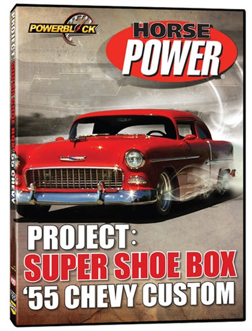 HorsePower Project: Super Shoe Box (DVD)