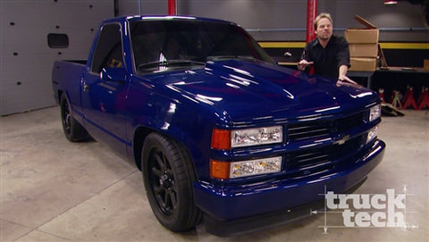 Truck Tech DVD (2014) Episode 10 - Senior Silverado: Perfect Paint Prep