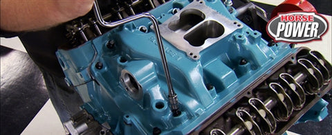 "HorsePower DVD (2011) Episode 13  - ""Building The ""Other"" 350 Small Block Engine"""