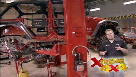 "Xtreme 4x4 DVD (2007) Episode 10 - ""JK Stage II Payoff - Mud Racing: Young Guns vs. Old Timers"""