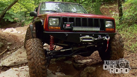 Xtreme Off-Road DVD (2014) Episode 23 - Field Tests Galore