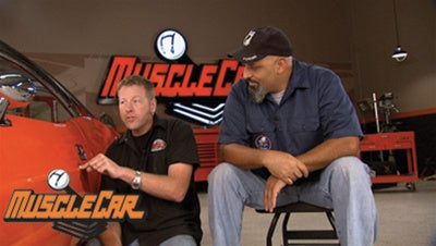 "MuscleCar DVD (2008) Episode 06 - ""Project Overkill Revisited"""