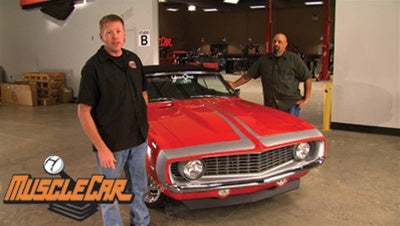 "MuscleCar DVD (2008) Episode 02 - ""Year One Crate Camaro Project Revisited"""
