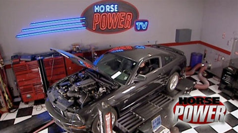 "HorsePower DVD (2007) Episode 05 - ""Stroking a Late Model Mustang"""