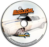 "MuscleCar DVD (2009) Episode 14 - ""Project Street Fighter Paint & Graphics"""