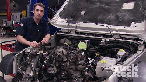 Truck Tech DVD (2014) Episode 15 - Hemi JK: V8 Swap Completion