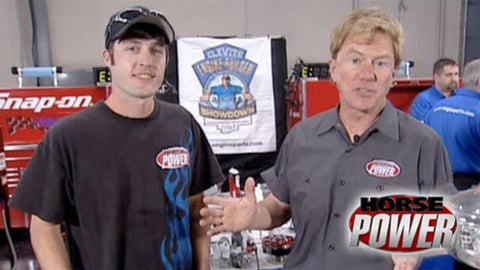 "HorsePower DVD (2007) Episode 14 - ""Mahle-Clevite Engine Builder Showdown"""