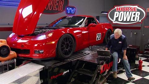 HorsePower DVD (2012) Episode 17  - Modern EFI Tuning and Old School Drag Racing