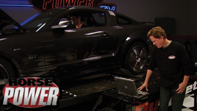 "HorsePower DVD (2008) Episode 06 - ""Motor Mod Trio"""