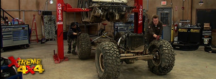 "Xtreme 4x4 DVD (2012) Episode 01 - ""Aluminum Samurai Part 1"""