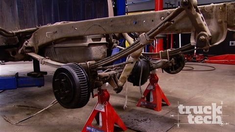 Truck Tech DVD (2014) Episode 6 - In the Weeds