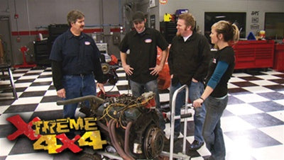 "Xtreme 4x4 DVD (2008) Episode 11 - ""Mud Truck, Pt. 1"""