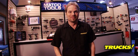 "Trucks! DVD (2010) Episode 07 - ""Matco Tools Expo: Cancun, Mexico"""