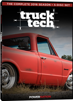Truck Tech (2016) Complete Season 5-Disc Set
