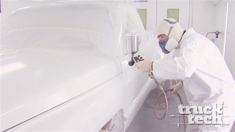 Truck Tech DVD (2015) Episode 5 - Ultra Cheap Paint Job