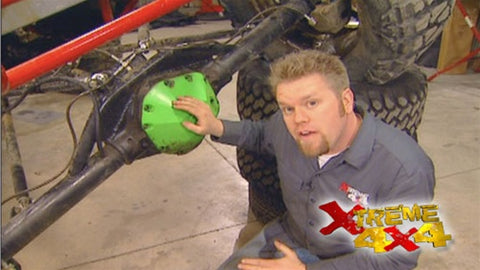 "Xtreme 4x4 DVD (2007) Episode 07 - ""Cheap Jeep Returns / Ultimate Axle Show! - Top Shop Challenge"""