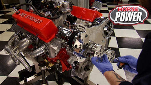 HorsePower DVD (2013) Episode 06  - Summit Racing 383 Stroker Pt. 2